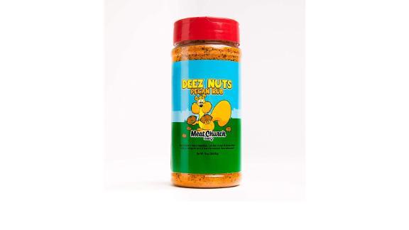 Meat Church BBQ Deez Nuts Honey Pecan Rub