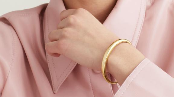 Mejuri Dôme Cuff Bracelet