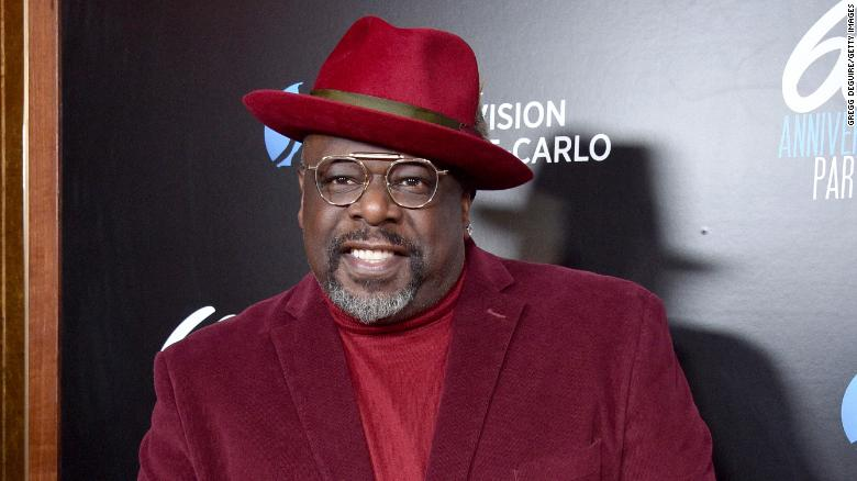 Cedric the Entertainer to host the Emmys