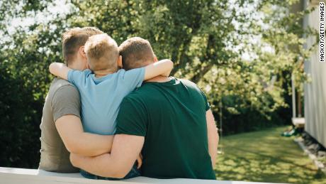 Don't fall into the nuclear family 'parental trap': what children need most is love