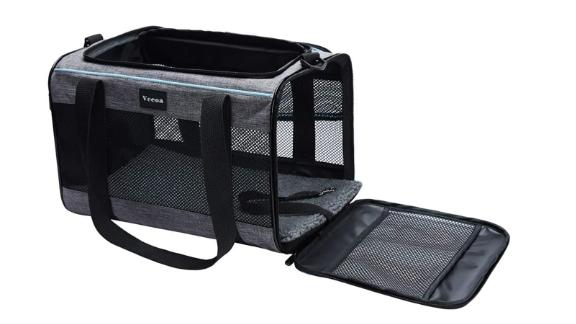 Vceoa Soft-Sided Cat Carrier
