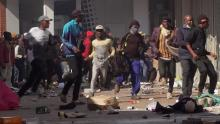 The protests against the jailing of former President Jacob Zuma are the most violent the country has seen in years.