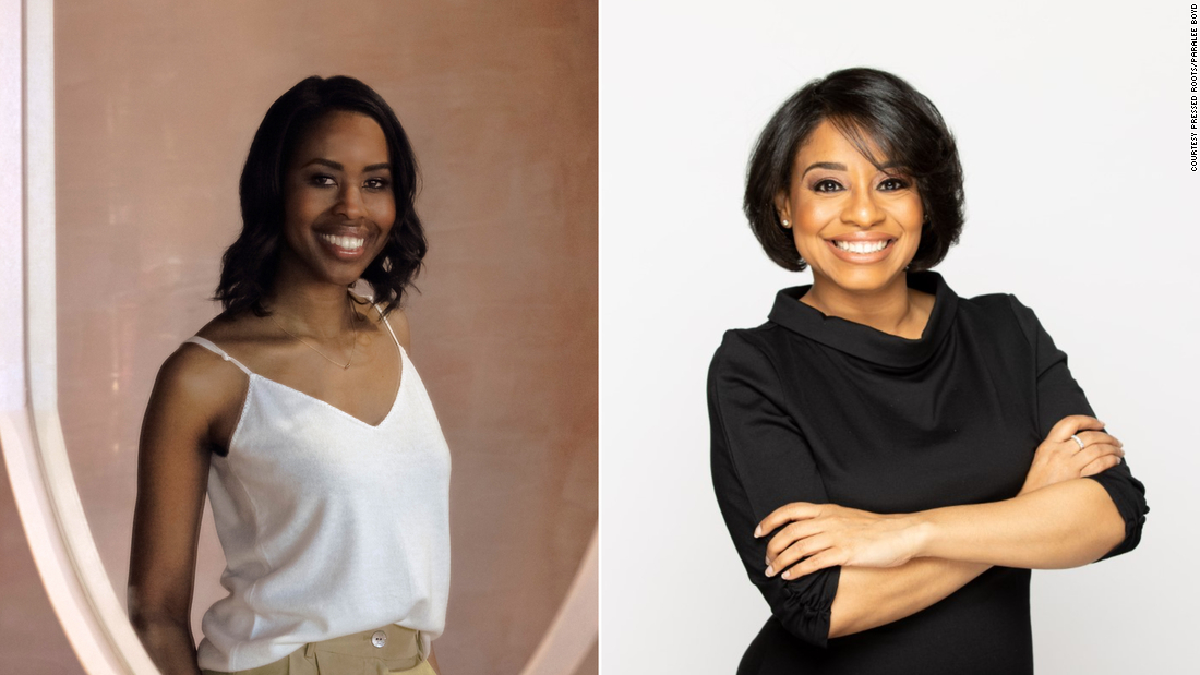 These women are creating blow dry salons for women with textured hair