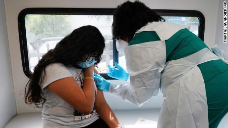 Some states move to block Covid-19 vaccine requirements in public schools