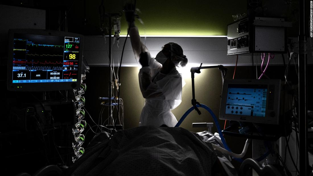 How Europe's hospitals are faring in the face of another pandemic fall