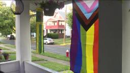Neighbors rally to replace stolen Pride flag in Lakewood