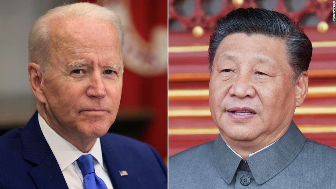 US blames China for hacks opening new front in cyber offensive – CNN