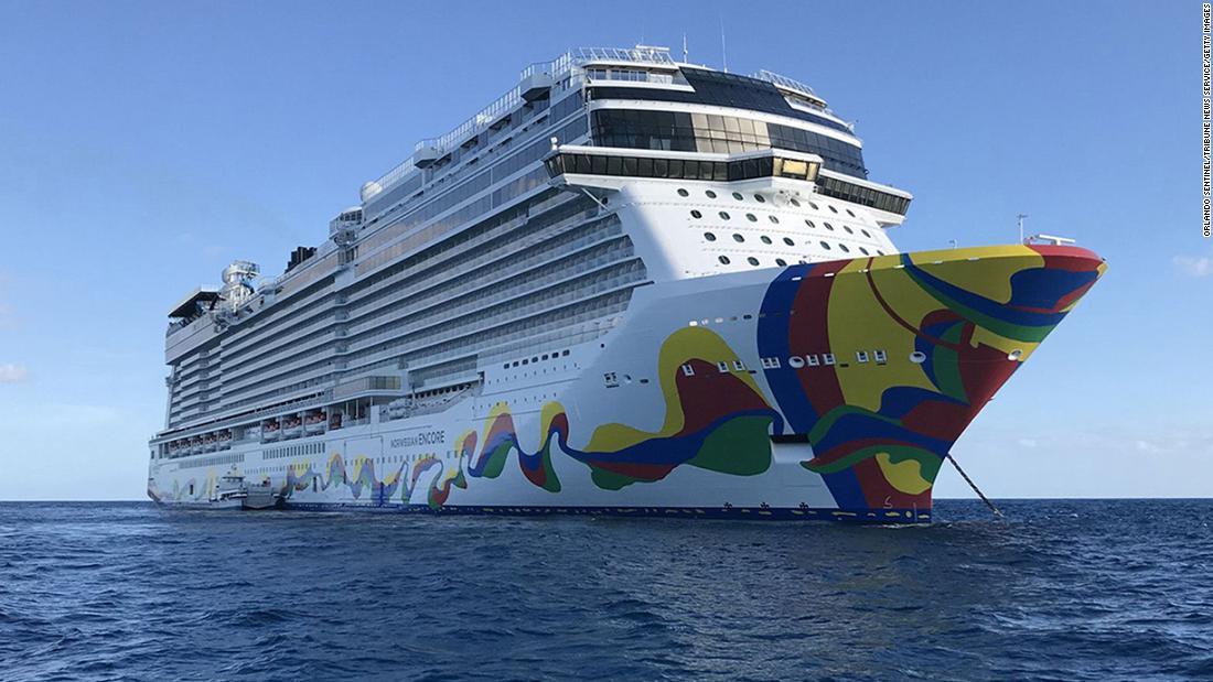 Norwegian Cruise Line sues Florida surgeon general over vaccine passport ban