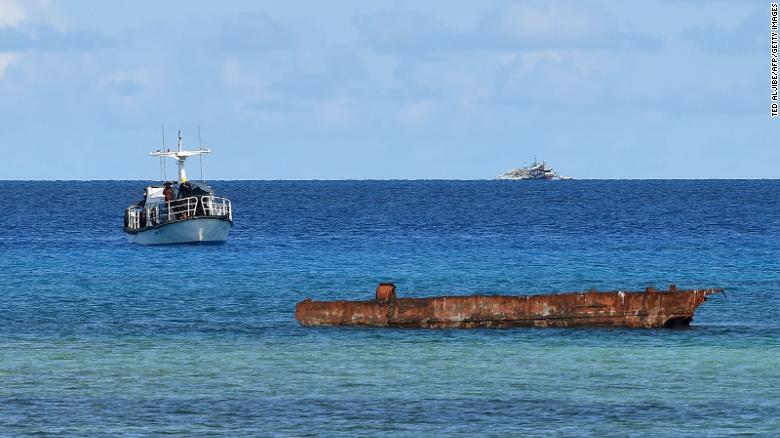 Philippines to probe report of Chinese sewage-dumping at sea