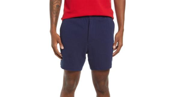 Polo Ralph Lauren Men's Flat-Front Pique Shorts