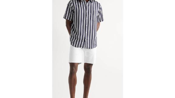 Slim fit jean shorts Johnny NN07