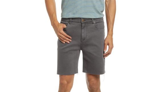Men's Dock Denim Cutoff Shorts Marine Layer