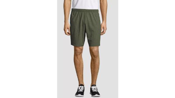 Men's Hanes 7 Inch Jersey Shorts