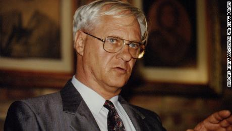 Gen. Constant Viljoen was one of Mandela's most formidable enemies. Mandela's ability to forge a relationship with Viljoen saves South Africa from a potential civil war.