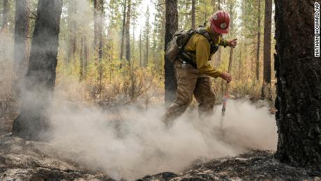 Wildfires have scorched almost 1 million acres across 12 states