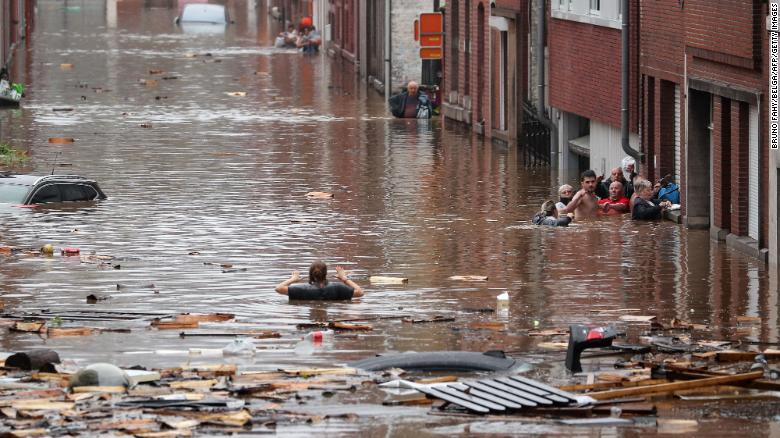 Europe,rainfall,Dozens killed in flooding,Western Europe,North Rhine-Westphalia, German Chancellor Angela Merkel, hrbouchanews