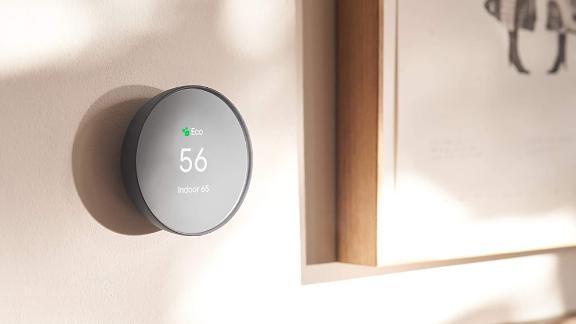 Google Nest Thermostat, Fog
