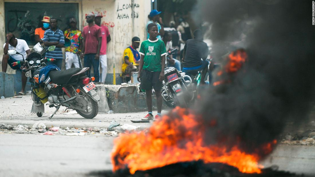 The assassination of Haiti's president is the latest challenge for CNN Heroes serving their nation