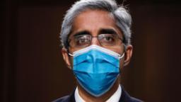 Vivek Murthy, US Surgeon General, warns of dangers of misinformation amid misleading vaccine claims