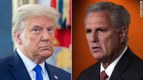 Kevin McCarthy's trip shows House Republicans see the path back to power is with Donald Trump