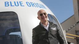 How to watch Jeff Bezos' space flight