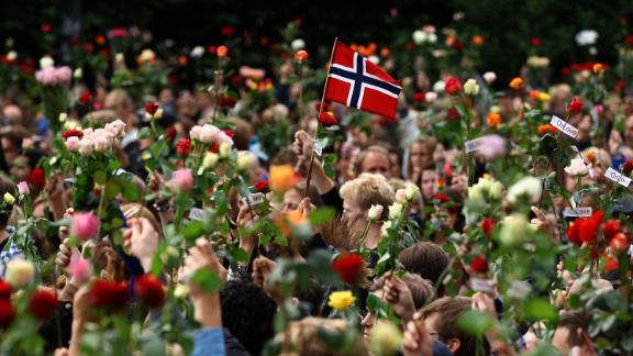 Far-right extremist killed 77 people in Norway. Decade on, 'the hatred is still out there' thumbnail