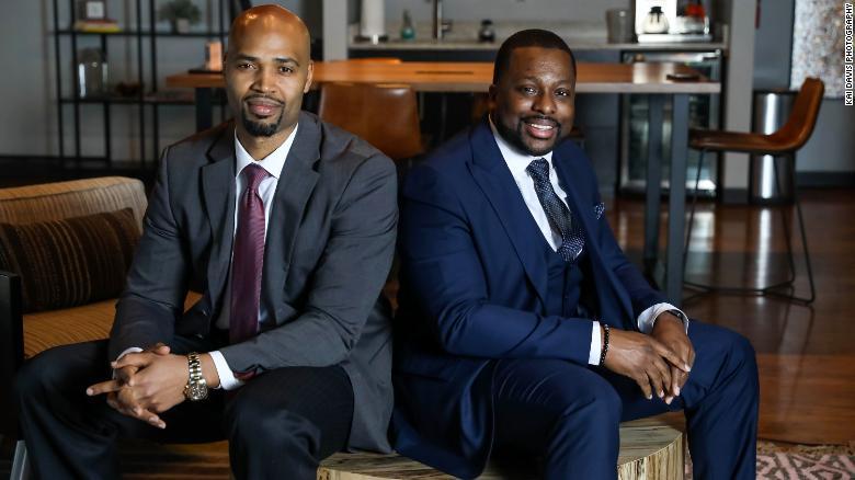 Detroit Tech Entrepreneurs Justin Turk and Andre Davis Receive  Million Prize from Pharrell Williams