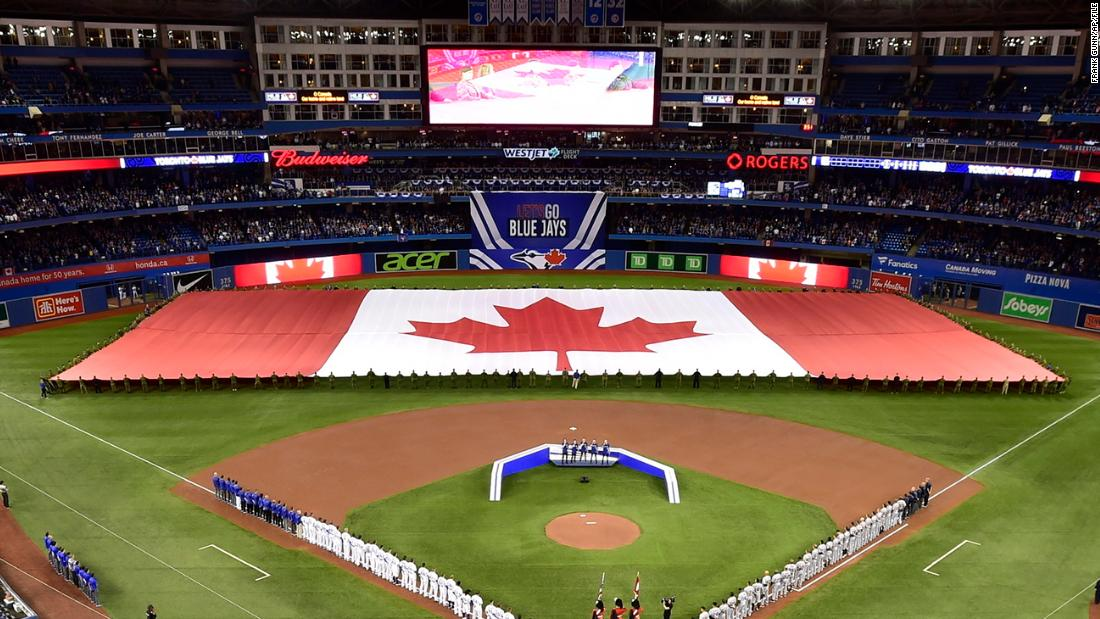 Blue Jays will return to Toronto July 30 after getting Covid-19 exemption