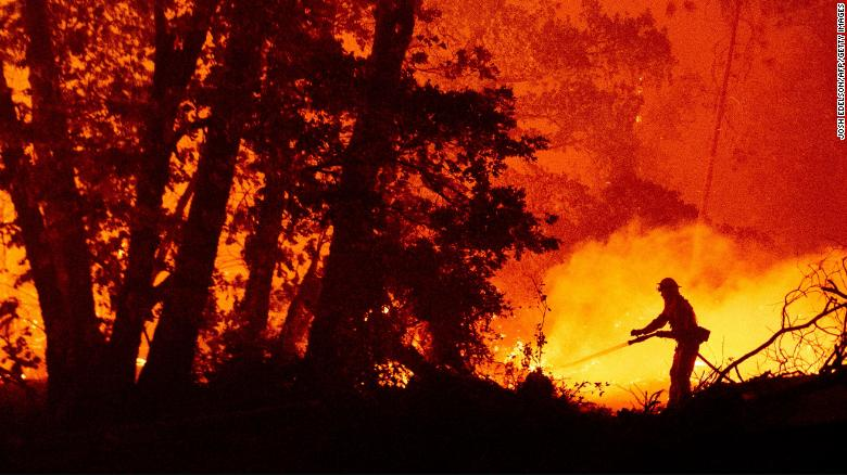 Cause of California's single largest wildfire ever is undetermined, fire officials say