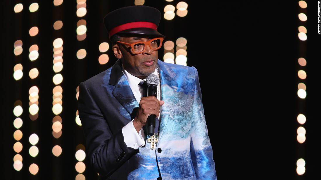 Spike Lee stuns audience by announcing Cannes winner early