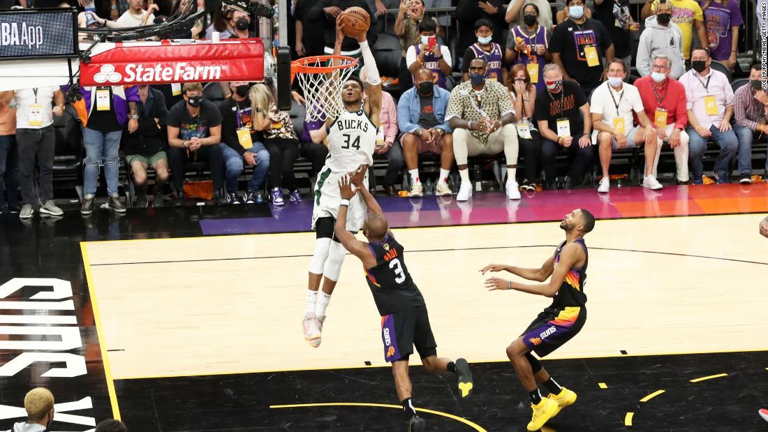 Bucks Suns / NBA Finals: How the Milwaukee Bucks beat the ...