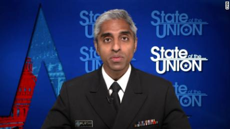US surgeon general on tech companies' steps to fight Covid misinformation: 'It's not enough'