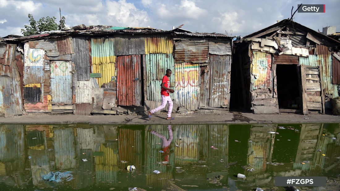 Haiti's journey from riches to chaos