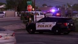 Arizona police investigate a deadly shooting rampage across 3 crime scenes, including a burning house where a body was found