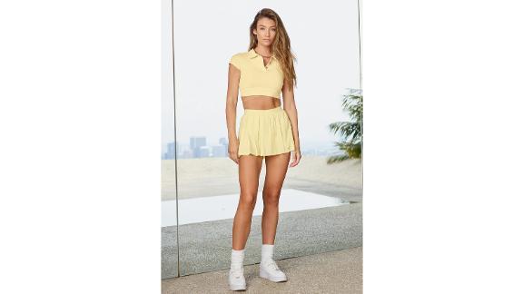Alo Yoga Varsity Tennis Skirt