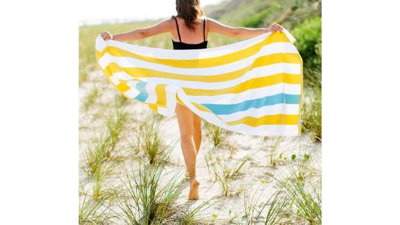 Laguna Beach Textile Co. Cabana Oversized Beach Towel