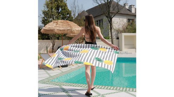 NovForth Pineapple Beach Towel