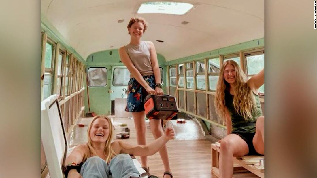 Three women found out they had the same cheating boyfriend, so they went on a road trip