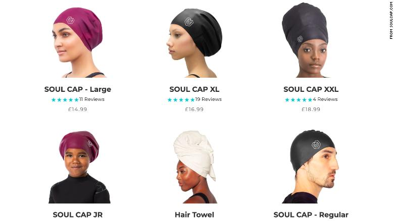 EU Politicians Urge Olympic Committee to Lift Ban on Swim Cap for Black Hair