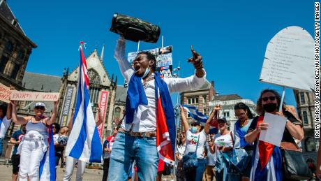 How 'Patria y Vida' became the anthem of Cuban anti-government protests