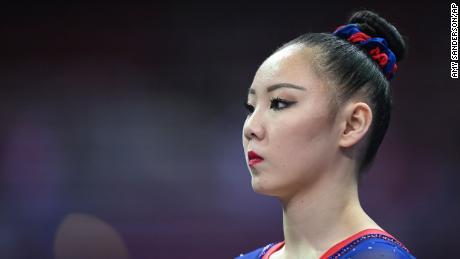 اختبار لاعبة الجمباز الأمريكية كارا إيكر ولاعبة كرة السلة كاتي لو سامويلسون إيجابية لـ Kovit-19 قبل الأولمبياد