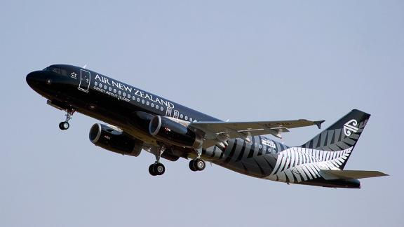 Last year's winner, Air New Zealand, is number two on this year's list.