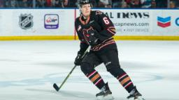 Luke Prokop, NHL prospect, comes out as gay in a first for the league