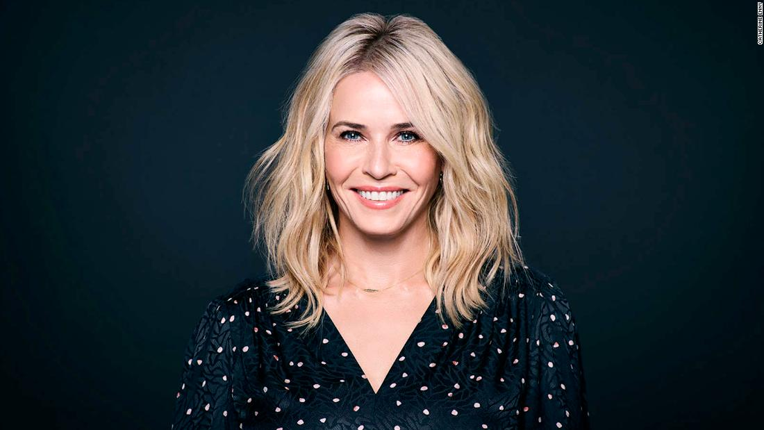 Chelsea Handler is vaccinated, horny and probably a little high