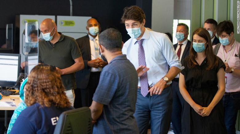 Canada surpasses US vaccination rate as country prepares to reopen its borders