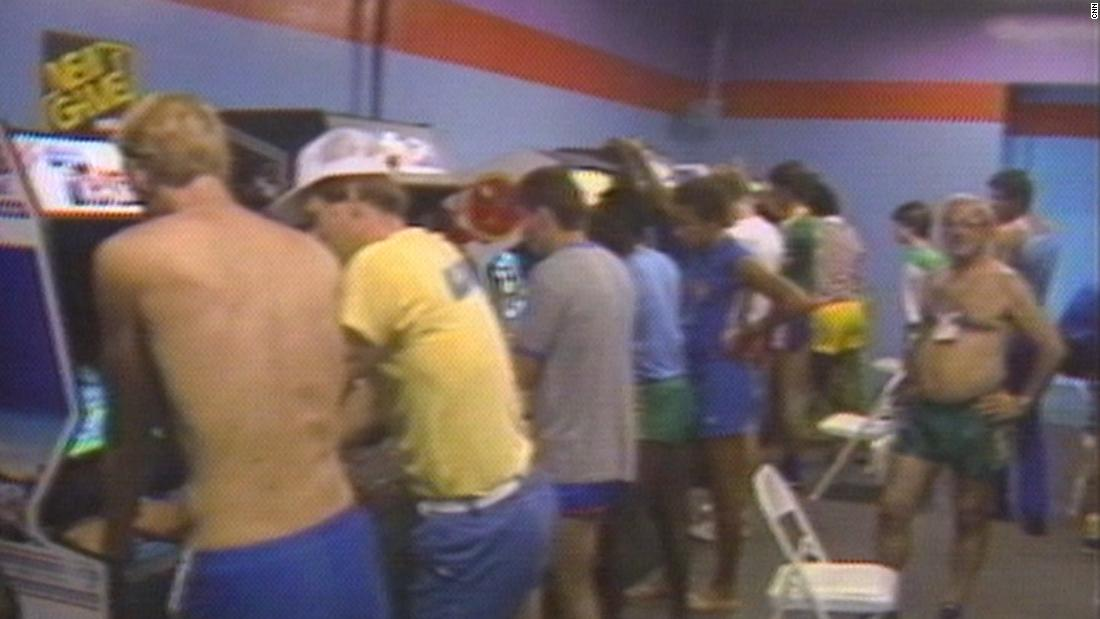See what life was like in the Olympic Village in 1984