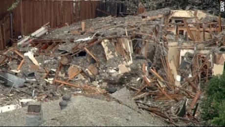 A house explosion in Plano, Texas, also damaged two other homes.