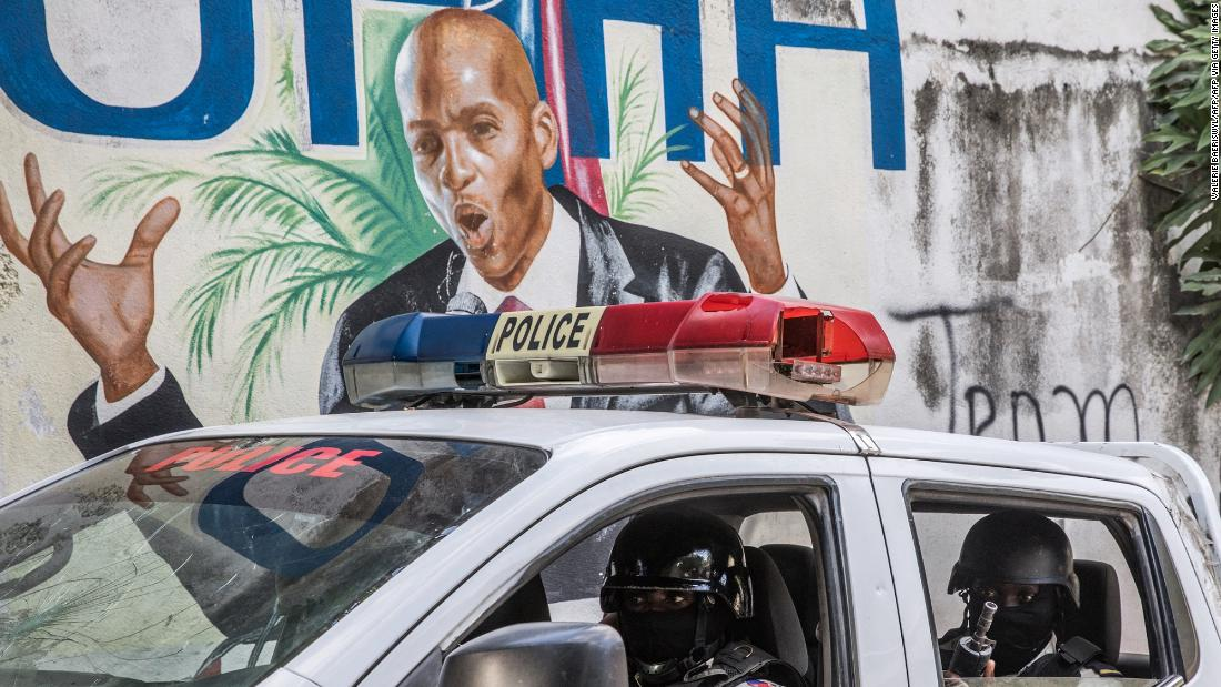 Exclusive: Signs of coverup in Haiti assassination investigation