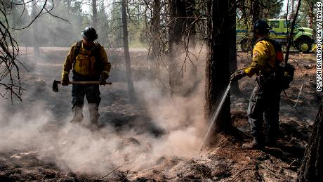 How to support western wildfire victims