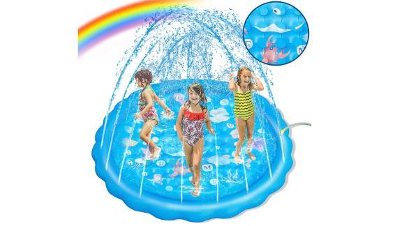 WTOR Splash Sprinkler
